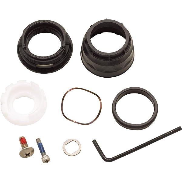 Moen 100429 Single Handle Faucet Adapter Kit Faucet Aerators And Adapters Amazon Com