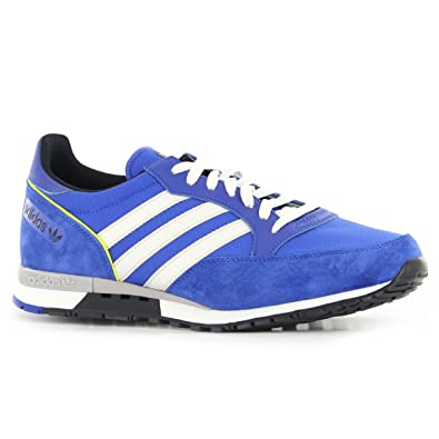 Adidas Beckenbauer Originals Blue Mens Trainers Size 7 UK  Amazon.co.uk   Shoes   Bags 27f8b45f5