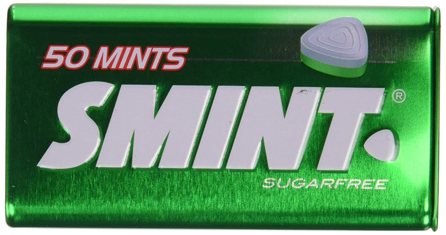 Smint - XL Black Mint | 2 x 35 gramos/2 x 1.23 oz: Amazon.es: Alimentación y bebidas