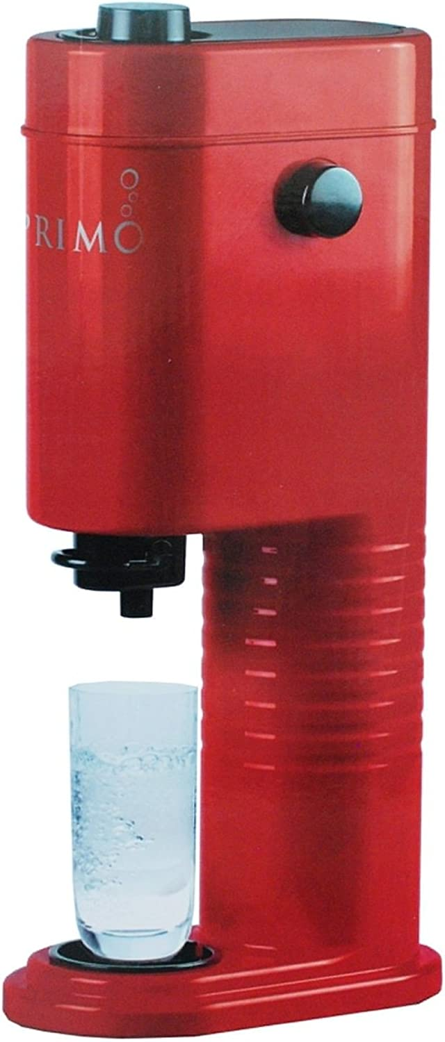 Primo Flavorstation Home Beverage Maker FSS Freedom 200 (Red)