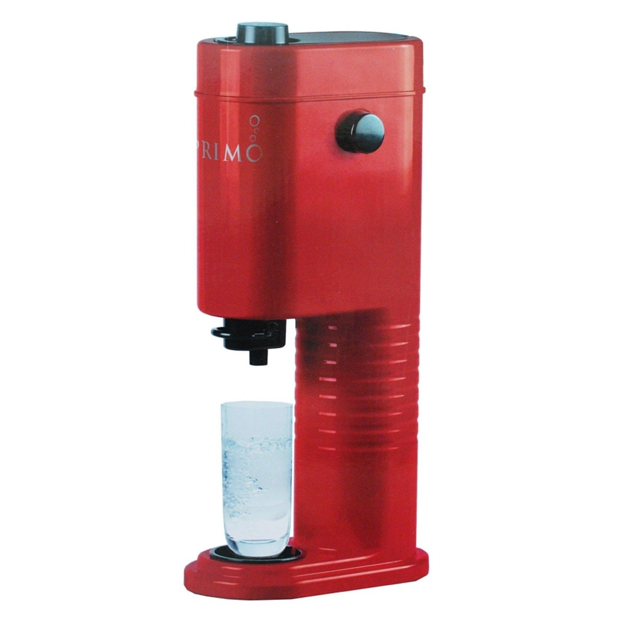 Primo Flavorstation Home Beverage Maker FSS Freedom 200 (Red) by Flavorstation