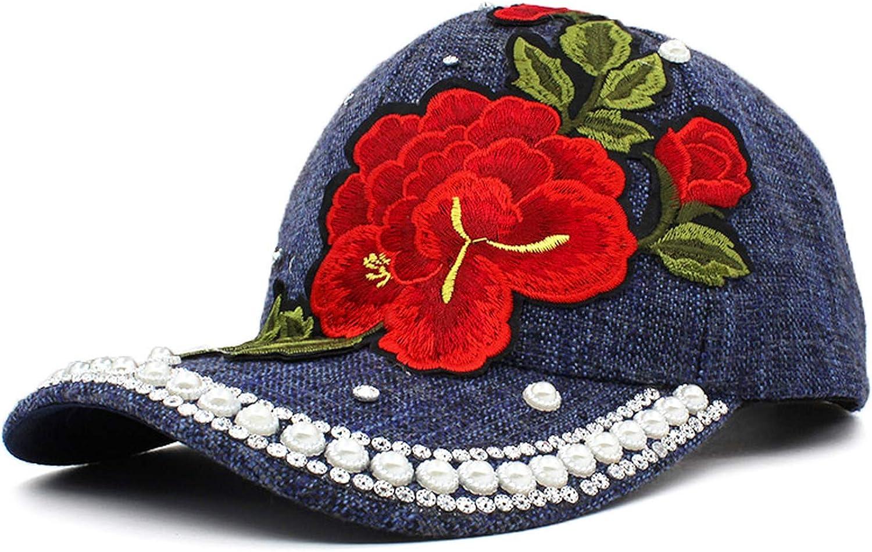 Baseball Cap Women Men Spring Floral Snapback Summer Cap for Girl Fitted Cap Autumn Wholesale Hat
