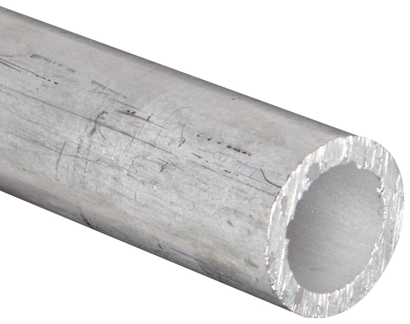 """1//2/"""" OD x .049/"""" Wall 6061 Aluminum Tube 36/"""" Long!"""