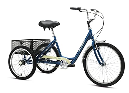 Amazon.com : Raleigh Torker Bikes Tristar 3-speed Trike : Sports ...
