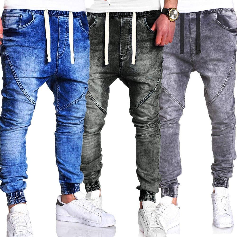 ca680c8f26 ... Malloom Malloom Malloom Jeans de Hombre