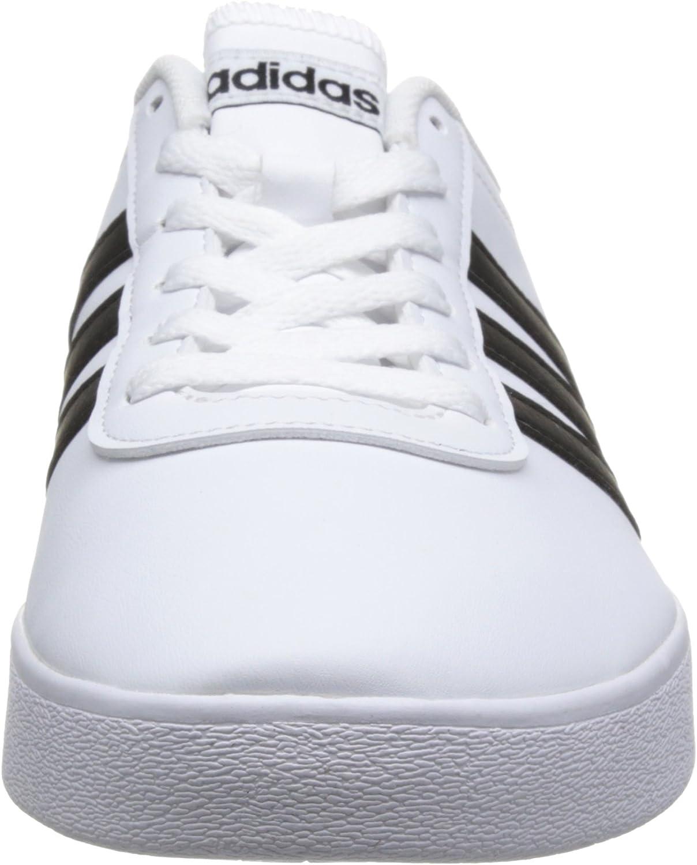 adidas Easy Vulc 2.0, Scarpe da Skateboard Uomo Bianco Ftwbla Negbás Ftwbla 000