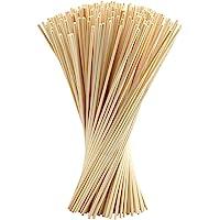 FEPITO Rotanstokjes, aroma-sticks, reed diffuser, sticks, olie aromadiffusers, stokken, hout, rotan riet sticks