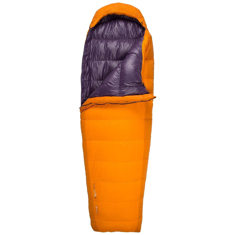 Sea to Summit Trek TK II Sleeping Bag – Women 's B01N6XVKPD   Long Right Zip