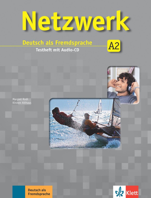 Netzwerk: Testheft A2 MIT Audio CD (German Edition) ebook