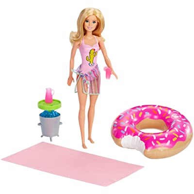 Barbie GHT20 Doll and Playset: Toys & Games