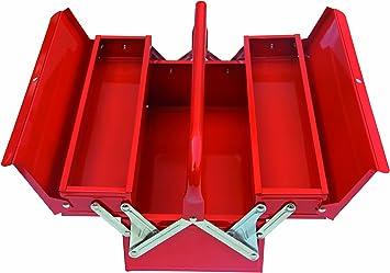 Arregui - Caja herramienta 3 bandejas 420mm: Amazon.es ...