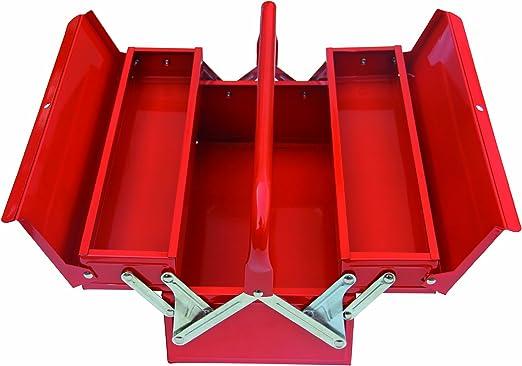 Arregui - Caja herramienta 3 bandejas 420mm: Amazon.es: Bricolaje ...