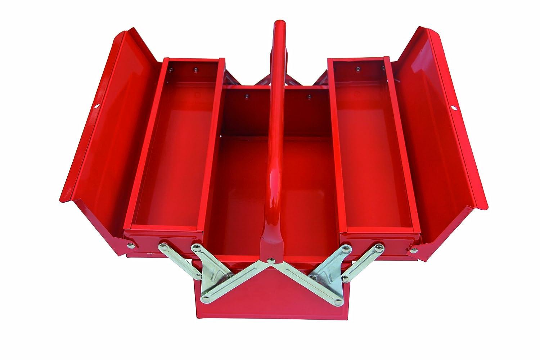 Arregui Caja herramienta 3 bandejas 420mm