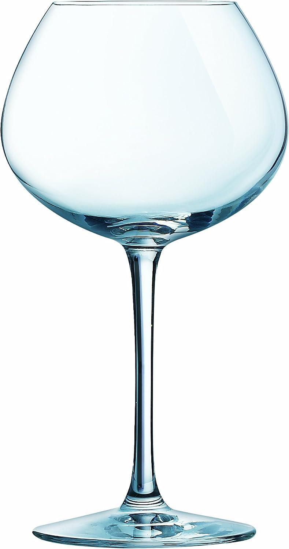 Cristal DArques 9209360 Ballon - Estuche de 6 Copas de Vino (47 cl): Amazon.es: Hogar