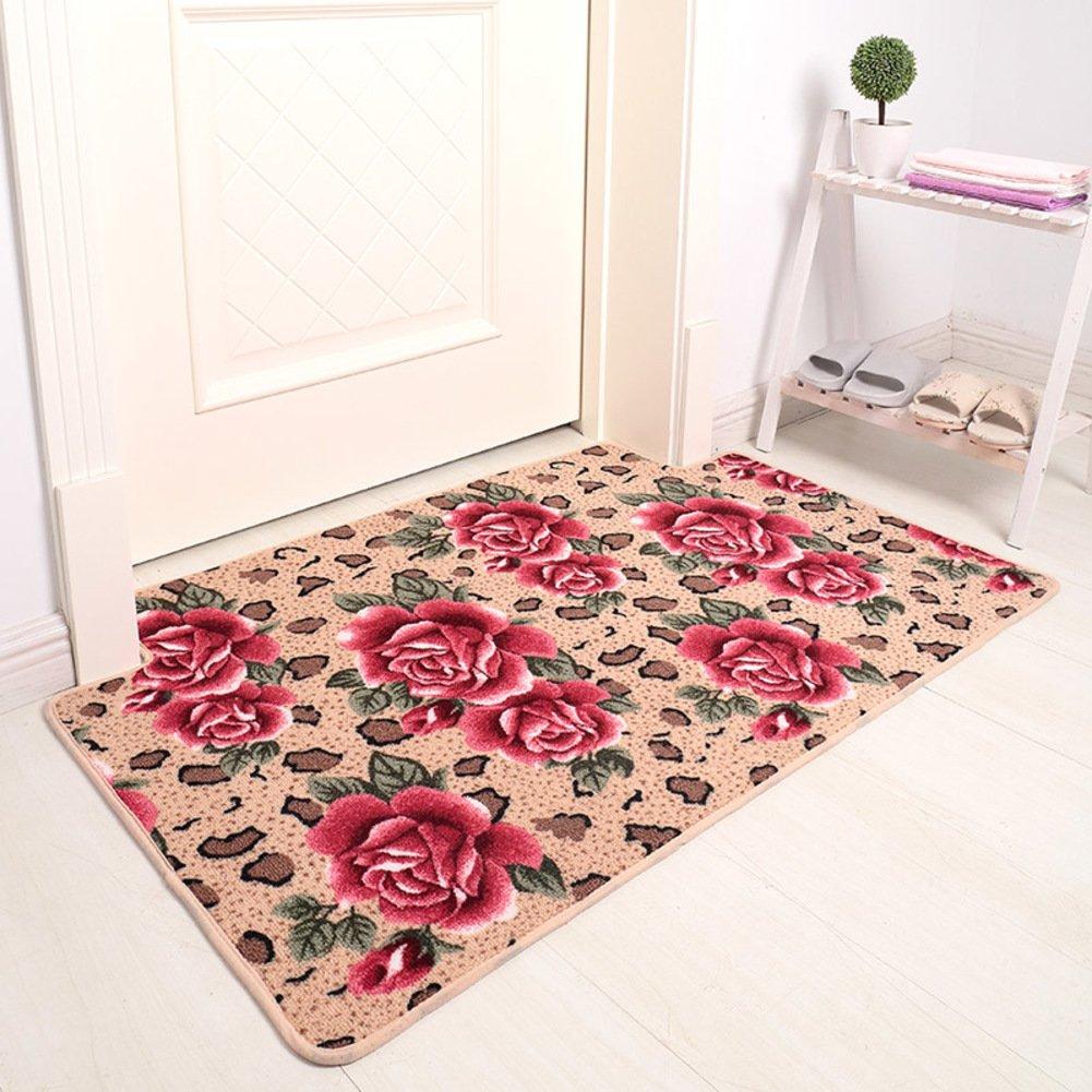 Amazon.com : GUOSHIJITUAN Anti Slip Modern Carpet, Foot Pad Area Rug for Living Room Bedroom Kitchen Bathroom-E 50x80cm(20x31inch) : Garden & Outdoor