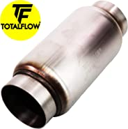 TOTALFLOW 942 Mini Muffler 409SS | 3
