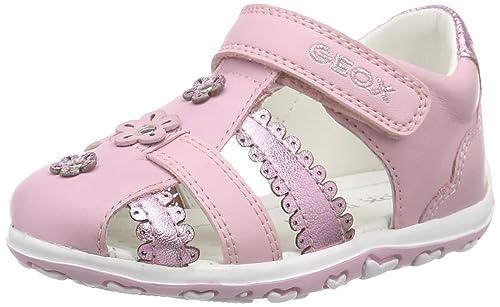 Geox B Kaytan I, Chaussures Premiers Pas bébé Fille