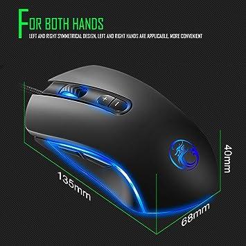 Amazon Com New 6d Wireless Gaming Mouse Ergonomic Design Vertical 2400dpi Usb Mice For Laptop Pc Acisuhu Baby
