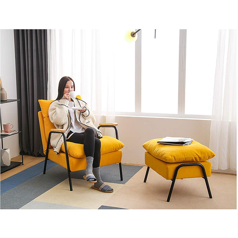 Creator-Z vilstol med ottoman, vingryggstol, 50-talet lässtol för vardagsrum, justerbar accentstol, sovstol, kontor, grå ljusgrön