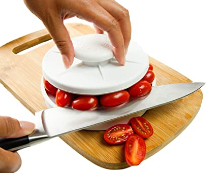amazon com rapid slicer food cutter slice tomatoes grapes