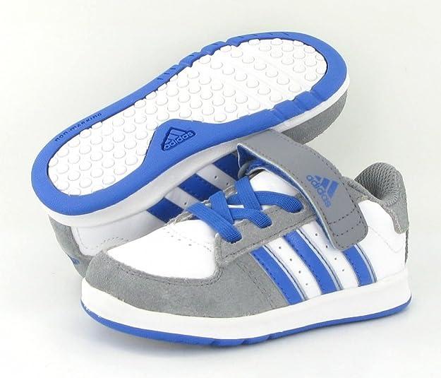 49082e6b5257d adidas Performance Janbs I BB Chaussures De Sport Baskets Velcro Pour Bébé  23  Amazon.co.uk  Shoes   Bags