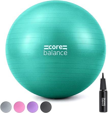 CORE BALANCE, Pelota de Pilates, Fitness, Yoga, Embarazo, Fitball ...