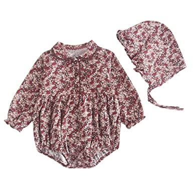 b8971214f71da Amazon.com: 2019 New Summer G-Real Infant Baby Girl Long Sleeve ...