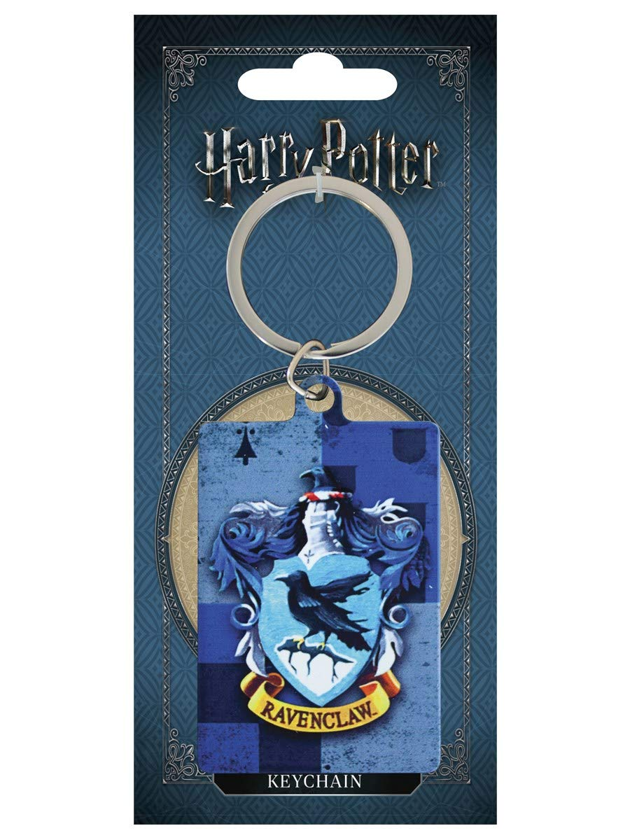 HARRY POTTER - Metal Keychain - Ravenclaw: Amazon.es: Hogar