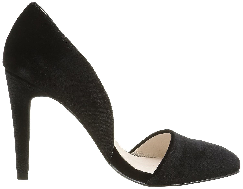 Womens Cbe Stiletto 35-49052 Closed Toe Heels Bianco f47ZJuV