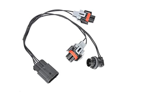 amazon com acdelco 89045614 gm original equipment headlight wiring rh amazon com
