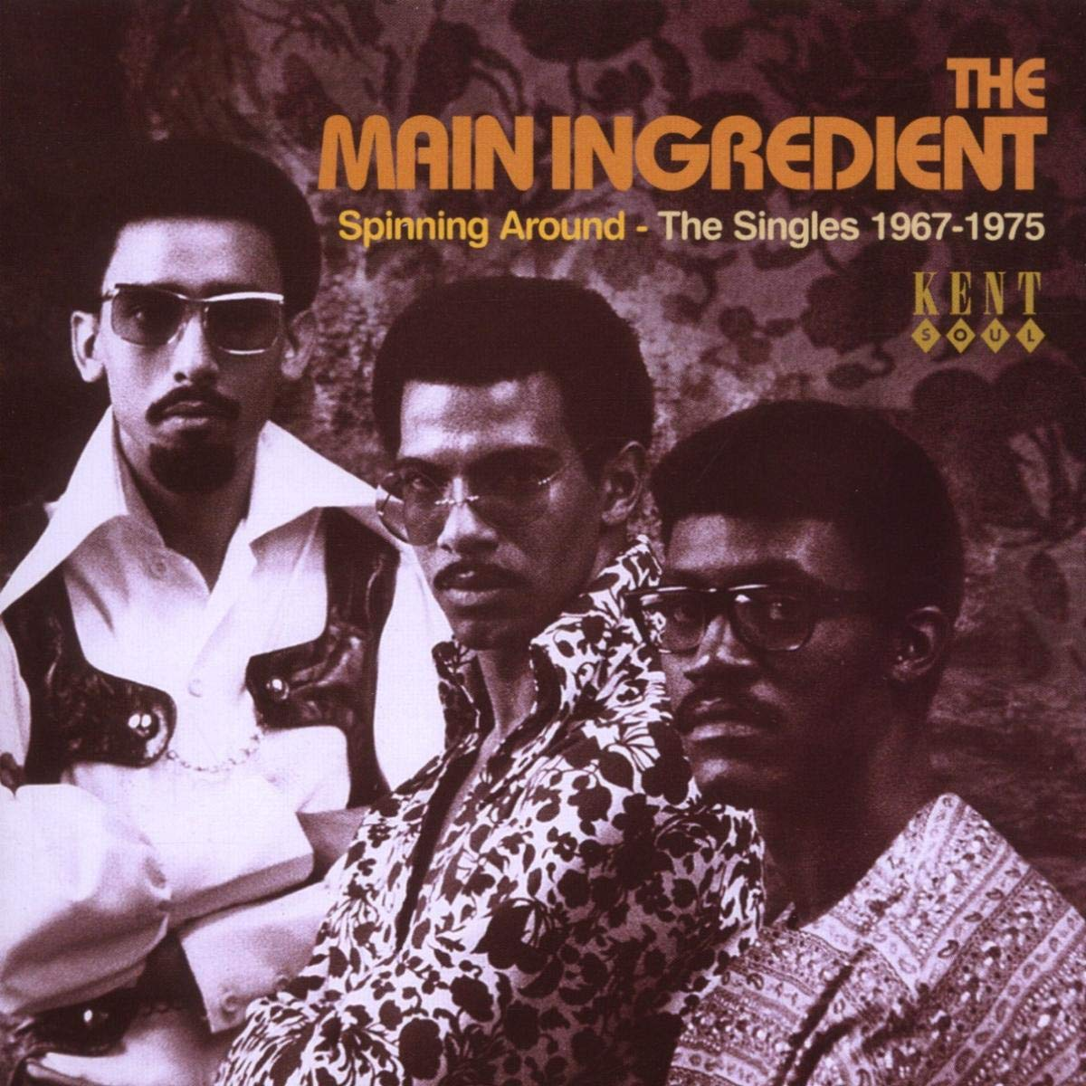 The Singles 1967-1975: Main Ingredient: Amazon.es: Música