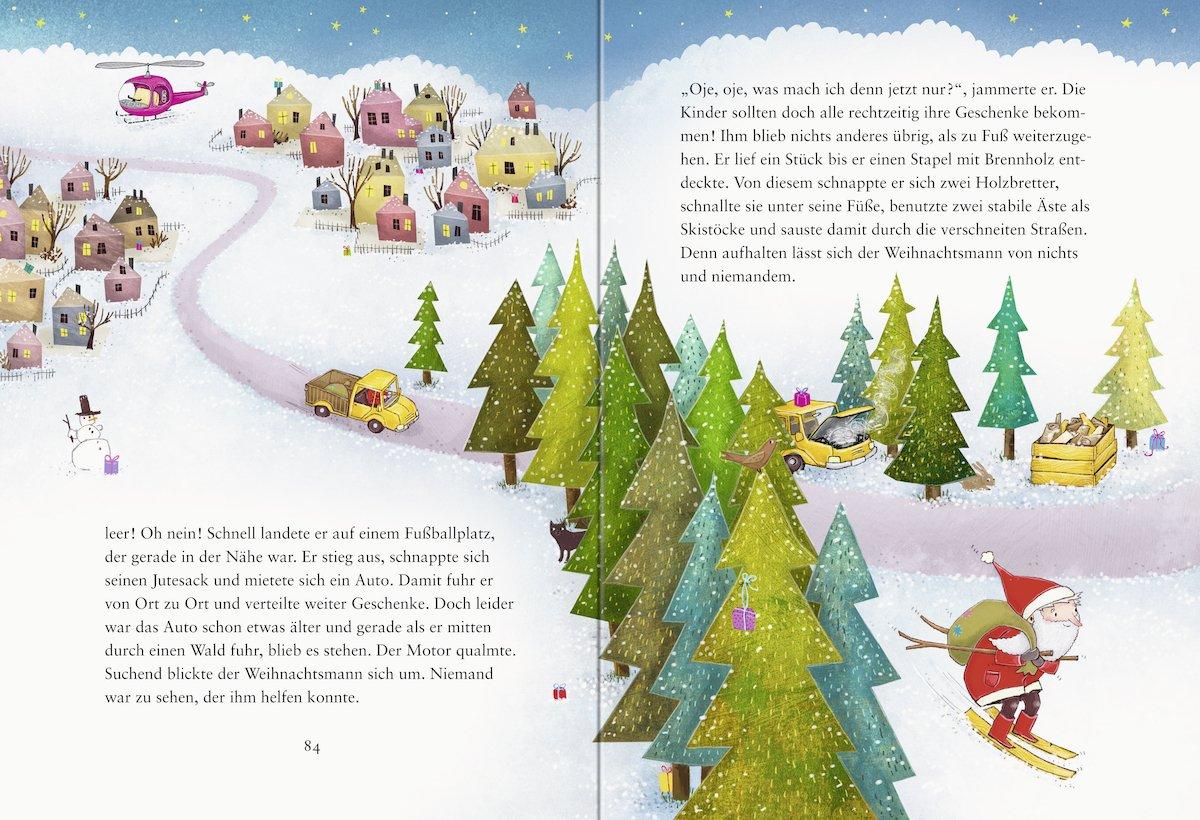 1-2-3 Minutengeschichten: Kunterbunte Weihnachten Vorlese- und ...