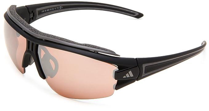 adidas Eyewear Evil Eye Halfrim Pro S Sonnenbrille, Farbe matt Schwarz