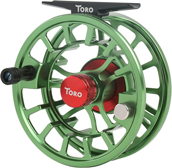 Maxcatch Toro Series Fly Fishing Reel with Large Arbor