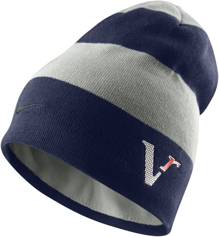 Amazon.com : Nike Men's Winter Tour Knit Golf Beanie Hat VR ...