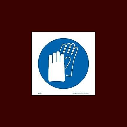 Seguridad/guantes protectores de vinilo/autoadhesivo (mppe41) – Equipo de protección Personal