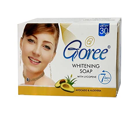 goree Whitening Beauty Soap