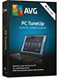 AVG Technologies PC TuneUp 2018, 1 User, 1 Year [KEY CARD]
