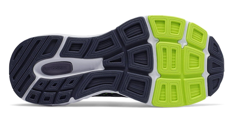 New Balance Women's 680v5 Cushioning Running Shoe B075R7JNGC 7.5 D US|Navy
