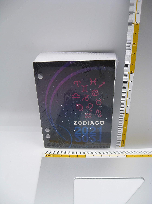 NOTABENE Blocco da Tavolo 2021 Zodiaco Art.198 F.TO 8,5X11,6 CM