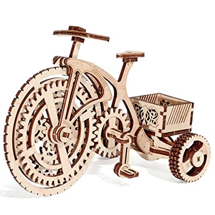 Calendar 100% Quality Creative Diy 3d Perpetual Calendar Wooden Mechanical Model Puzzle Game Assembly Toy Gift
