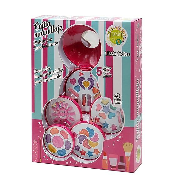 Tachan- Estuche de Maquillaje 5 Pisos Cajita (CPA Toy Group Trading SL 77429008)