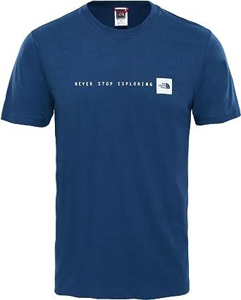 The North Face NSE - Camiseta Hombre: Amazon.es: Ropa y accesorios