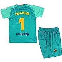 Camisetas de portero de fútbol para niño