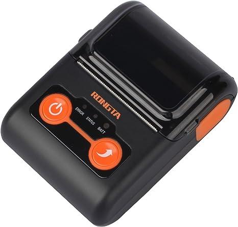 Amazon.com: rongta rpp02 a Portable Mini 80 mm de bolsillo ...