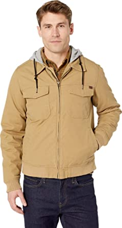 cad1d5145 Billabong Men's Barlow Twill Jacket