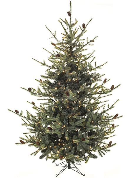 Image Unavailable - Amazon.com: Sullivans TR927 Pre-Lit Pine, 7.5 Feet Tall X 60 Inches