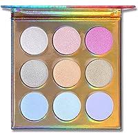 9 kleuren oogschaduw palet, shimmer oogschaduw, make-up palet Pearlescent Earth Tone waterdichte schoonheid cosmetica…