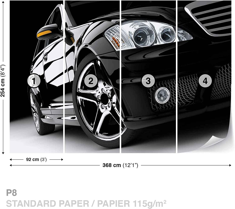 416WS WALL MURAL PHOTO WALLPAPER XXL Car Luxury
