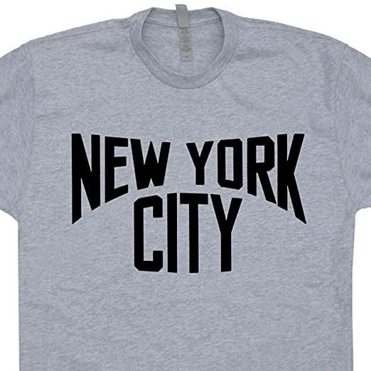S - New York City T Shirt NYC Shirts Brooklyn Bronx Statue of Liberty  Queens 70s fa6bde7c78c